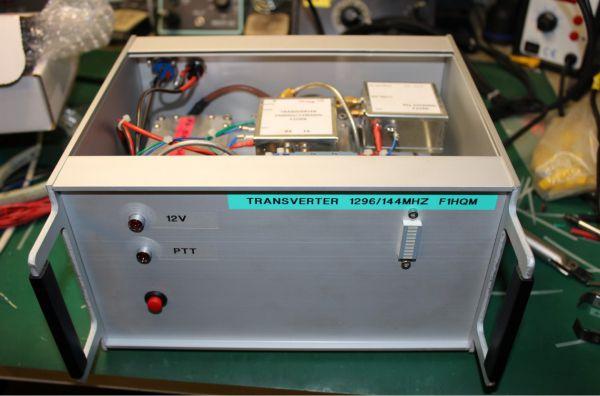 Transverter 1296/144